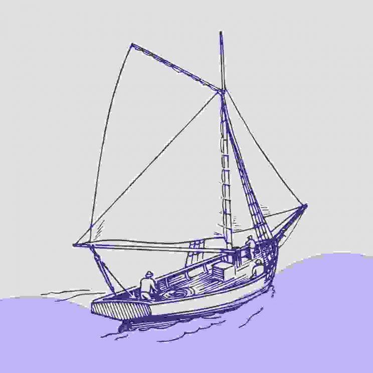 Boat illustration 4