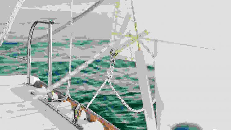 Yacht detail
